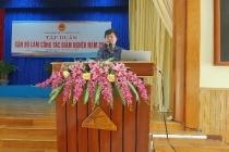 Tập huấn công tác giảm nghèo năm 2017 tại An Giang