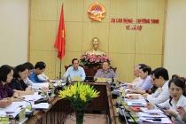 Bộ trưởng Đào Ngọc Dung: Cần tăng cường dân vận trong thực hiện Chương trình Mục tiêu Quốc gia