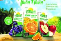 Nước trái cây VRESH 100% - Nguồn Vitamin tự nhiên cho những người bận rộn