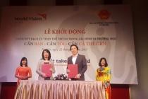 """Việt Nam khởi động sáng kiến """"Chấm dứt bạo lực thân thể trẻ em trong gia đình và trường học"""""""