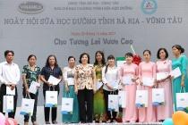 """Vinamilk 10 năm tiên phong và đồng hành cùng chương trình """"Sữa học đường"""" vì một Việt  - Nam vươn cao"""