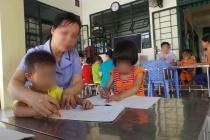 Điểm tựa của trẻ  bị nhiễm và bị ảnh hưởng bởi HIV/AIDS tại Thái Nguyên