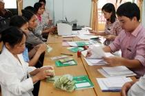 Khởi sắc từ nguồn vốn vay giải quyết việc làm ở Hà Nội
