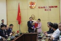 Bà Mai Thúy Nga, Phó Tổng cục trưởng Tổng cục Giáo dục nghề nghiệp nghỉ hưu từ ngày 1/12