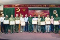 Cựu chiến binh Hà Nội thoát nghèo, ổn định cuộc sống nhờ nguồn vốn tín dụng ưu đãi