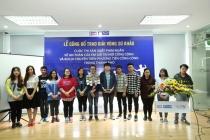 Công bố và trao giải Vòng sơ khảo Cuộc thi Sản xuất phim ngắn về an toàn của em gái tại nơi công cộng