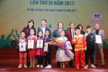 """Chung kết """"Cùng Đức Việt thắp sáng những Ngôi sao buổi sớm"""" lần thứ 3 – 2017"""