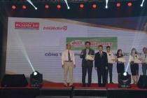 Thực phẩm Đức Việt lọt Top 100 Sản phẩm – Dịch vụ Tin & Dùng 2017