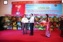 Công bố quyết định thành lập Chi cục Dự trữ Nhà nước Đồng Nai