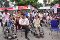Người khuyết tật còn bị rảo cản khi tiếp cận thị trường lao động