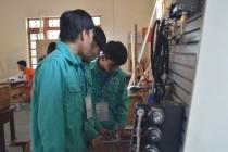 Trung tâm Dạy nghề và Giáo dục thường xuyên thành phố Yên Bái gắn đào tạo với nhu cầu thực tế