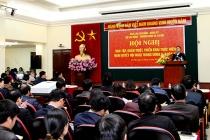 Bộ Lao động – Thương binh và Xã hội tổ chức học tập, quán triệt và triển khai thực hiện các Nghị quyết của Hội nghị Trung ương 6 khóa XII