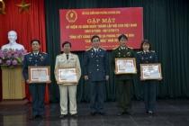 Hội Cựu Chiến Binh phường Khương Đình kỷ niệm 28 năm ngày thành lập Hội Cựu Chiến Binh Việt Nam