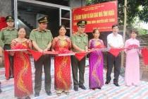 Huyện Sóc Sơn: Khánh thành nhà tình nghĩa tặng thương binh tại xã Minh Trí