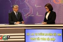 Tọa đàm việc làm, thị trường lao động Việt Nam trong tiến trình hội nhập
