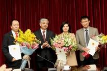 Bộ Lao động – Thương binh và Xã hội điều động, bổ nhiệm lãnh đạo 3 đơn vị