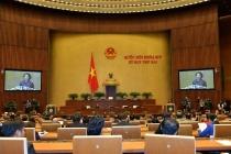 Kết quả Kỳ họp thứ 2, Quốc hội khóa XIV