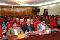 Đảng bộ, chi bộ các đơn vị Nhà làm việc liên cơ D25  tổ chức học tập, quán triệt và triển khai thực hiện Nghị quyết Hội nghị Trung ương 6