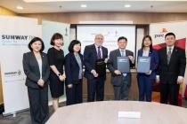 Viện Kế toán Công chứng Anh và xứ Wales ký kết Biên bản hợp tác cùng Sunway TES và PwC Malaysia trong lĩnh vực hợp tác giáo dục để hỗ trợ học viên Việt Nam