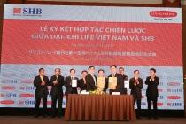 Ưu đãi lớn cho khách hàng mua bảo hiểm Dai-ichi Life qua hệ thống của SHB