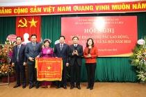 Ngành Lao động - TBXH - Một trong những lá cờ đầu của phong trào thi đua yêu nước Thủ đô