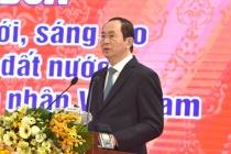 Doanh nhân Việt Nam cần nuôi dưỡng khát vọng vươn lên vì sự phát triển bền vững của đất nước