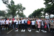 Giải Chạy từ thiện hữu nghị Việt Nam – Singapore huy động nguồn lực xây trường cho trẻ em tỉnh Tuyên Quang
