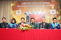 Giải bóng bàn đỉnh cao năm 2018 qui tụ 32 tay vợt hàng đầu Việt Nam