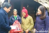 Quảng Bình: Tặng 7.000 suất quà cho các hộ nghèo đón Tết Mậu Tuất