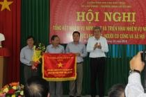 Ngành Lao động - Thương binh và Xã hội Ninh Thuận: Đơn vị dẫn đầu phong trào thi đua năm 2017