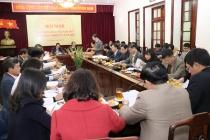 Bộ trưởng Đào Ngọc Dung: Vụ Kế hoạch Tài chính cần tăng cường quản lý và giám sát chặt chẽ đầu tư xây dựng cơ bản