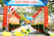 Điểm vui xuân Mậu Tuất hút khách tại Hà Nội