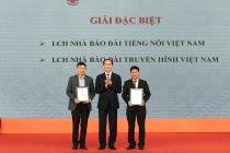 Chủ tịch nước Trần Đại Quang dự lễ bế mạc Hội báo toàn quốc 2018