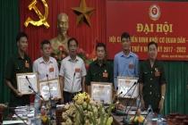 Hội Cựu chiến binh khối cơ quan Dân - Đảng huyện Mỹ Đức phát huy phẩm chất bộ đội cụ Hồ