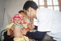 Lên non cao chữa bệnh cho dân nghèo