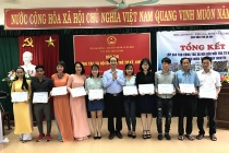 Bế giảng lớp đào tạo công tác xã hội đối với trẻ tự kỷ khu vực miền Trung và Tây Nguyên