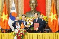 Ký kết Bản ghi nhớ hợp tác về phái cử và tiếp nhận lao động Hàn Quốc - Việt Nam