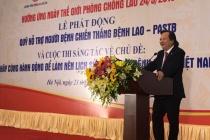 Phát động Quỹ hỗ trợ người bệnh chiến thắng bệnh lao