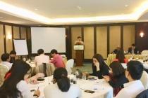 Tập huấn giảng viên nguồn cấp quốc gia về điều trị nghiện ma túy