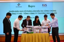 Hapro bán thành công 100% cổ phần đấu giá cho nhà đầu tư cá nhân, thu về hơn 980 tỷ đồng