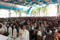 Gần 2000 người  tham gia  hành trình chăm sóc sức khỏe người cao tuổi năm 2018 của Vinamilk