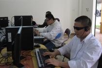 Phú Thọ quan tâm tạo việc làm cho người khuyết tật