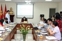 Thứ trưởng Nguyễn Thị Hà làm việc với Cục Phòng, chống tệ nạn xã hội