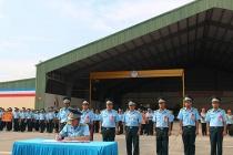 Quân chủng Phòng không không quân: Hưởng ứng Tháng hành động về ATVSLĐ