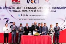 Khai mạc Diễn đàn thương mại Việt Nam và Trung Đông