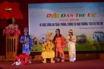Yên Bái tổ chức nhiều hoạt động thiết thực nhân Tháng hành động Vì trẻ em