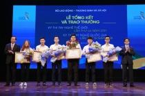 Vinh danh các thí sinh đoạt giải tại Kỳ thi tay nghề trong nước và quốc tế