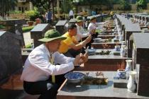 Bưu điện Hà Nội bắt đầu thu thập hình ảnh, thông tin 51.000 mộ liệt sỹ
