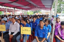 Công ty Cổ phần Thủy sản Sóc Trăng: Hưởng ứng Tháng hành động về an toàn vệ sinh lao động lần 2 năm 2018