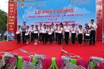Thừa Thiên Huế: Phát động Tháng hành động trẻ em năm 2018